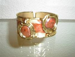 Bracelets in copper