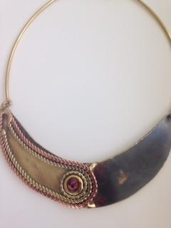 African 15 necklace