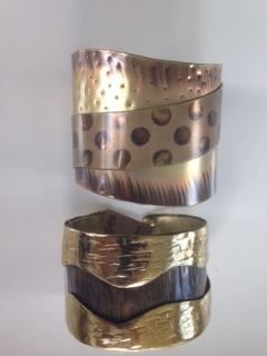 African 15 bangle