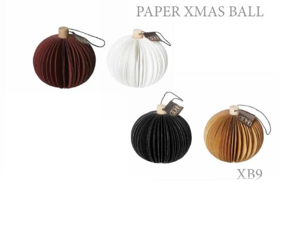 Oohh Xmas balls - sustainable