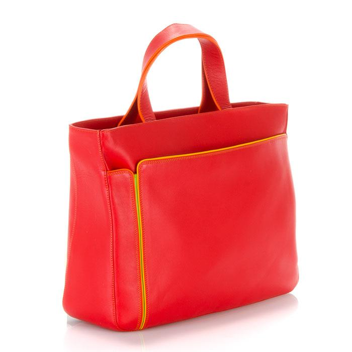 Multiway bag - pure soft leather