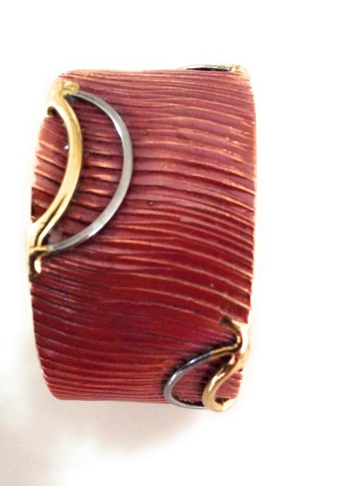 Armbånd - African Copper Bangles