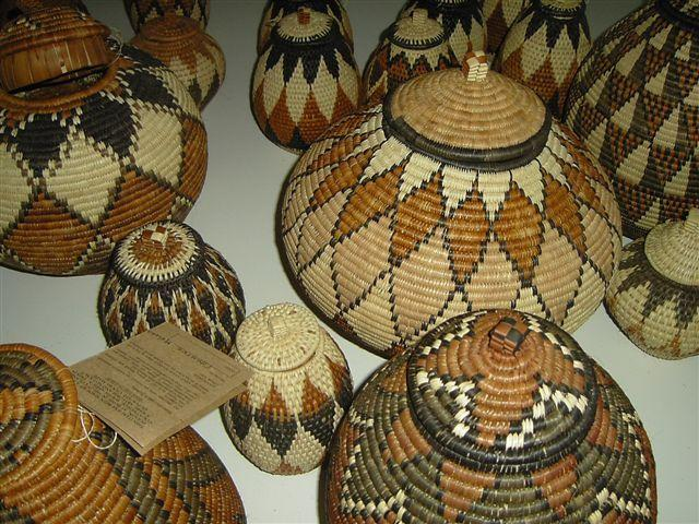 Zulu baskets