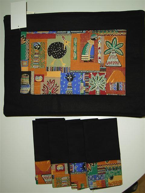 Tablemats 2007