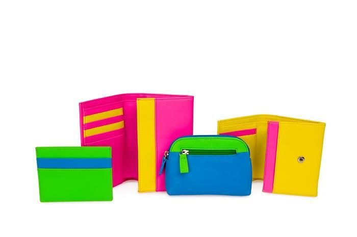 New neon colours - also available for the belts
