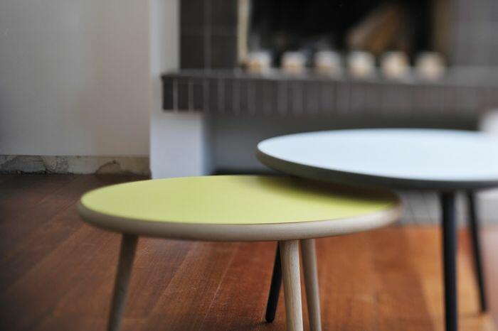Via CPH - pear shaped side table