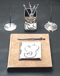 Desk writing set