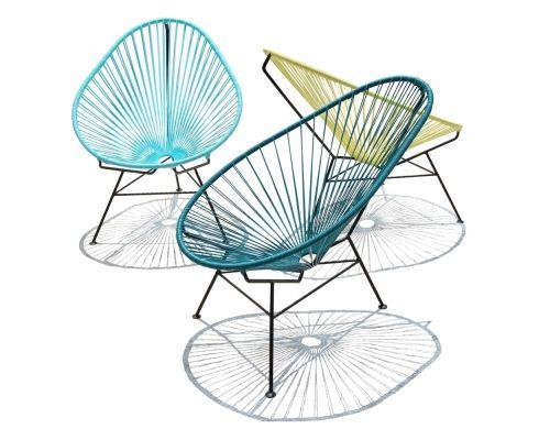 Acapulco Stol Kopi acapulco-stol - tilbud - køb flere - yebo design house